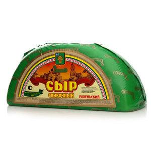 Сыр Сливочный 50% ТМ Ровеньки