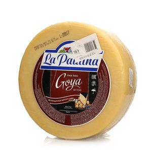 Сыр Гойя 40% ТМ La Paulina (Ла Паулина)