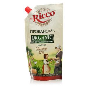 Майонез Classico Провансаль Premium 67% ТМ Mr.Ricco (Мистер Рикко)