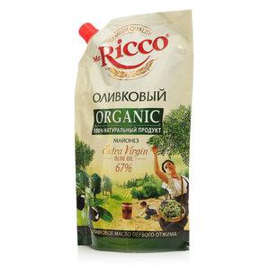 Майонез Оливковый Extra Virgin 67% ТМ Mr.Ricco (Мистер Рикко)