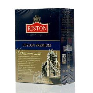 Чай черный крупнолистовой Цейлонский Премиальный ТМ Riston (Ристон)