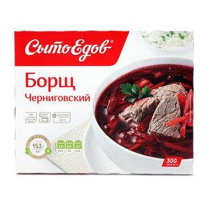 Борщ Черниговский TM СытоЕдов