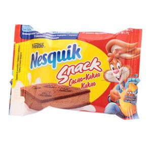 Пирожное бисквитное с какао и молочным кремом ТМ Nesquik (Несквик)