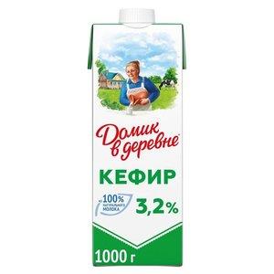 Кефир 3,2% ТМ Домик в деревне