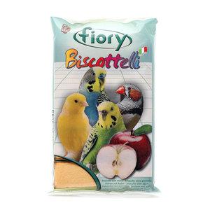 Лакомство Бисквиты для птиц Biscottelli с яблоком ТМ Fiory (Фиори)