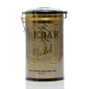 Чай черный среднелистовой Gold ТМ Akbar (Акбар)