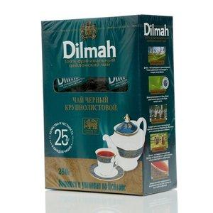 Чай Черный байховый крупнолистовой ТМ Dilmah (Дилмах)