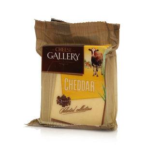Сыр Чеддар 45% ТМ Cheese Gallery (Чиз Гэллари)
