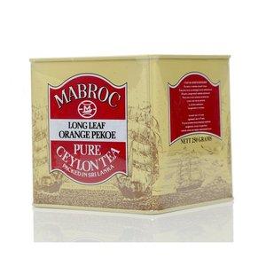 Чай черный крупнолистовой цейлонский ТМ Mabroc (Маброк)