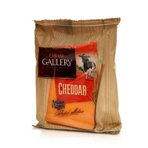 Сыр Чеддар красный 45% ТМ Cheese Gallery (Чиз Гэллари)