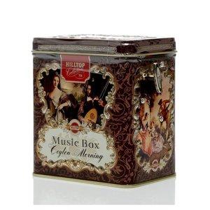 Чай черный Music box Ceylon morning ТМ Hilltop (Хиллтоп)