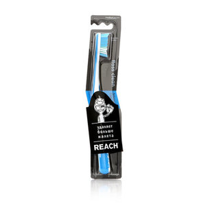 Зубная щетка Floss Clean Medium (средней жёсткости) ТМ Reach (Рич)