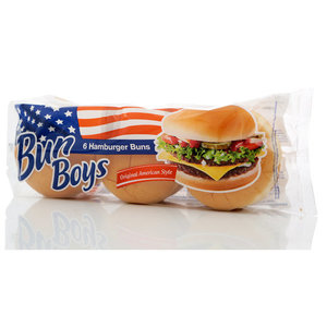 Булочки для гамбургеров ТМ Bun Boys (Бан бойз)