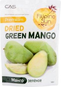 Манго зеленое сушеное ТМ Filipino Sun (Филипино Сан)