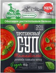 Крем-суп протеиновый томатный ТМ Bionova (Бионова)