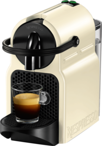 Кофемашина Nespresso Inissia (Неспрессо Иниссия) EN 80.CW ТМ DeLonghi (ДеЛонги)
