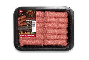 Колбаски из говядины Чевапчичи ТМ Самсон
