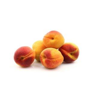 Персики с жёлтой мякотью