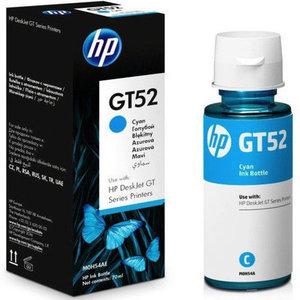 Картридж струйный GT52 голубой ТМ HP