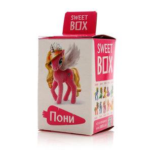 Мармелад жевательный Пони с натуральным соком ТМ Sweet Box (Свит бокс)