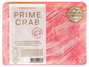 Крабовые палочки Prime Crab (Прайм Креб) ТМ Меридиан