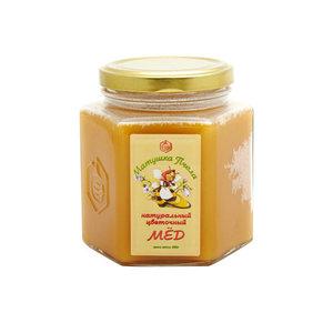 Мед натуральный цветочный ТМ Матушка пчела
