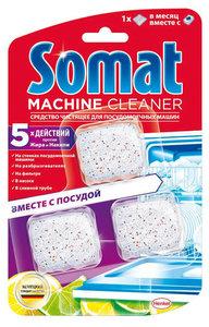 Средство чистящее для посудомоечных машин ТМ Somat Machine Cleaner (Сомат Машин Клеан)