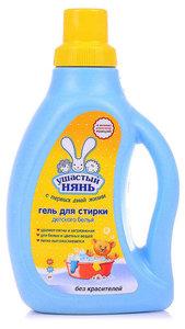 Гель для стирки детского белья ТМ Ушастый нянь