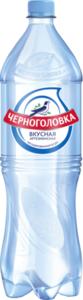 Вода питьевая артезианская негазированная ТМ Черноголовка