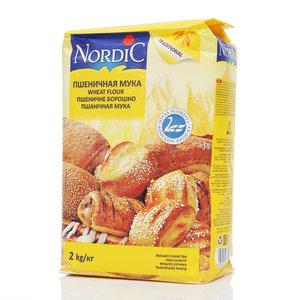 Мука пшеничная ТМ Nordic (Нордик)