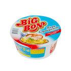 Пюре картофельное с сухариками и соус с жареной курицей ТМ Big Bon (Биг Бон)