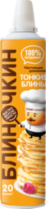 Тесто блинное традиционное ТМ Блиночкин