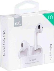 Гарнитура TW-3000 Bluetooth (Блютус) ТМ Gal (Гал)