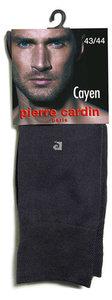Носки мужские Cayen (Кайен) серые размер 41/42 ТМ Pierre Cardin (Пьер Карден)