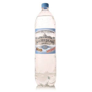 Вода питьевая негазированная артезианская  ТМ Липецкий Бювет