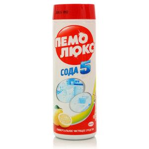 Чистящее средство ТМ Пемо Люкс Сода 5 Лимон