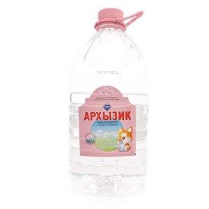 Вода детская природная ТМ Архызик