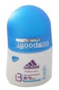 Дезодорант-антиперсперант ролик женский ТМ Adidas (Адидас) action 3 Dry Max Фрэш