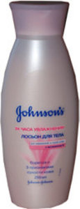 Лосьон для тела с витамином Е ТМ Johnson`s (Джонсонс)