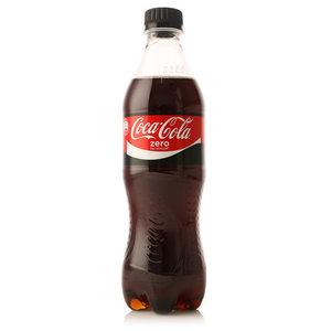 Напиток сильногазированный Coca-Cola Zero (Кока-Кола Зеро) ТМ Coca-Cola (Кока-Кола)