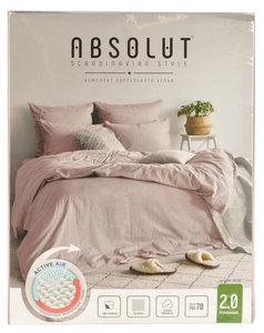 Постельное белье комплект 2-спальный Desert Rose (Дезерт Роуз) хлопок ТМ Absolut (Абсолют)