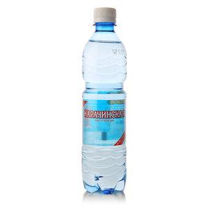 Вода минеральная питьевая природная газированная ТМ Карачинская