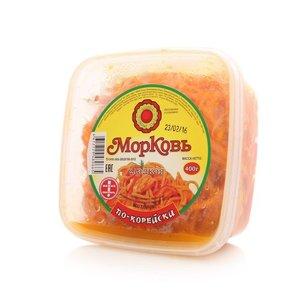Морковь сладкая по-корейски ТМ Фабрика домашних солений