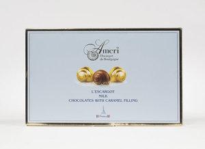 Набор конфет из молочного шоколада с карамельной начинкой ТМ Ameri