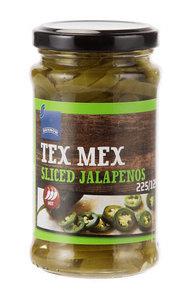 Перец халапеньо резаный Tex Mex ТМ Rainbow (Рейнбоу)