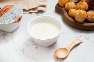 Йогурт безлактозный 3,5-4,5% TM ВкусВилл