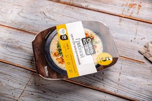 Крем-суп грибной замороженный ТМ ВкусВилл