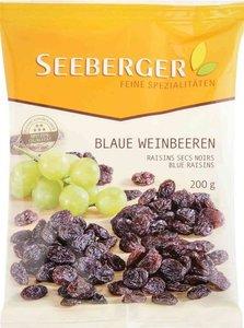 Изюм из темного винограда ТМ Seeberger (Сиибергер)