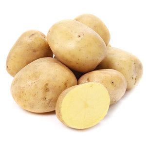 Картофель ранний мытый