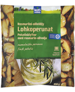 Картофель с розмарином и оливковым маслом ТМ Kotimaista (Котимайста)